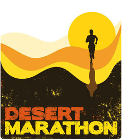 Logo Desert Marathon