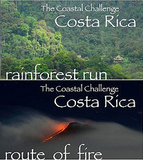The Coastal Challenge - Costa Rica. Rainforest Run - Route of Fire
